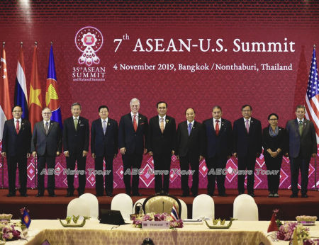 Most Asean leaders boycotted the US-Asean summit due to President Trump's absence
