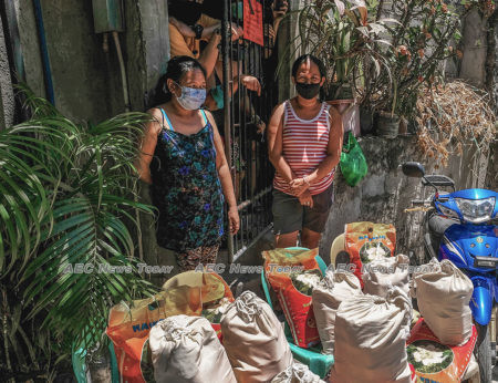 ADB's Bayan Bayanihan will provide food to at least 14,000 vulnerable households on Luzon island, including Metro Manila