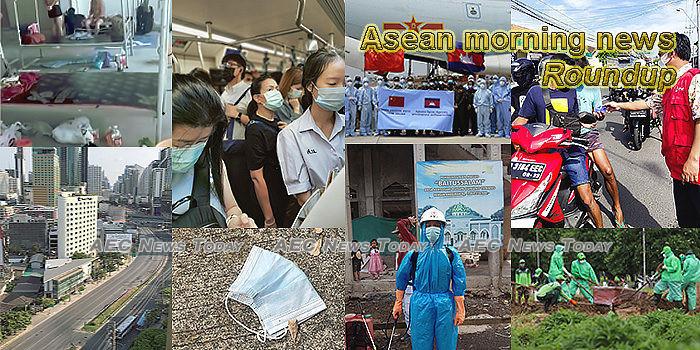 Asean morning news for April 27