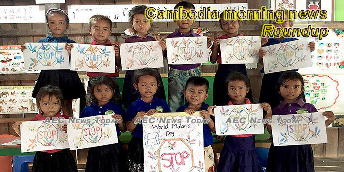 Cambodia morning news for April 20