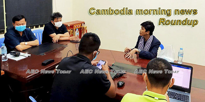 Cambodia morning news for April 28