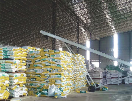 Cambodia imposed a ban on some rice exports due to COVID-19