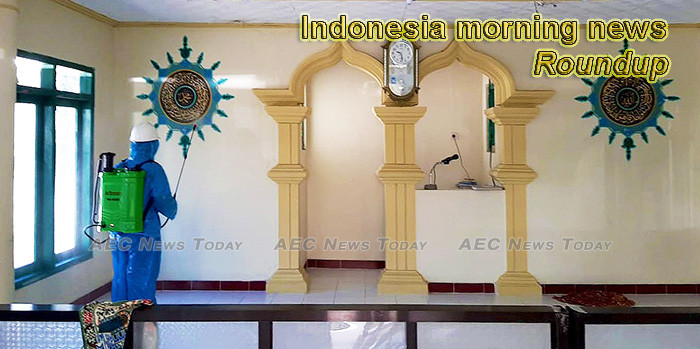 Indonesia morning news for April 13