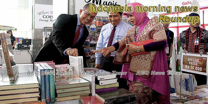 Indonesia morning news for April 20