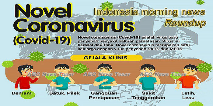 Indonesia morning news for April 9