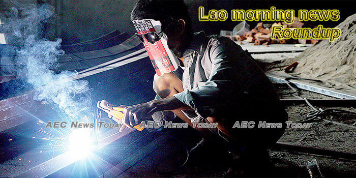 Lao morning news for April 28