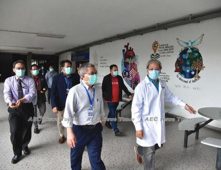 COVID-19 has triggered a public health shock