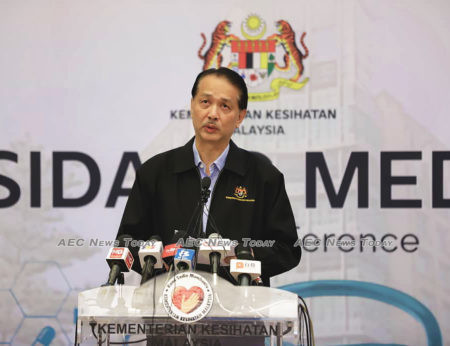 A third 'tsunami wave' if not prevented through more expanded testing, case isolation and enforcement of public compliance, could easily flood Malaysian healthcare facilities and result in numerous fatalities not least among the elderly and persons with chronic health conditions -- Health Director General, Dr. Noor Hisham Abdullah