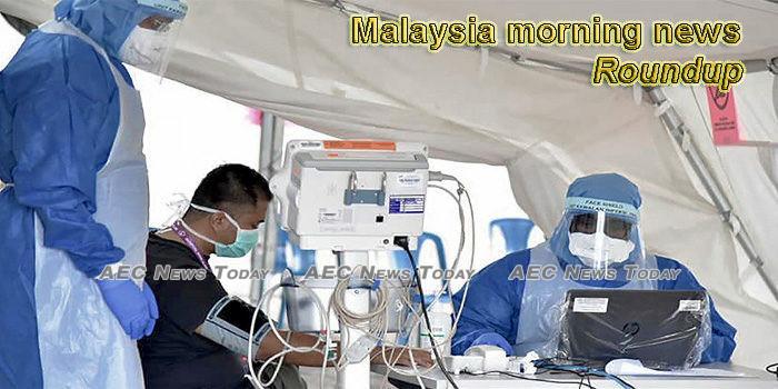 Malaysia morning news for April 13