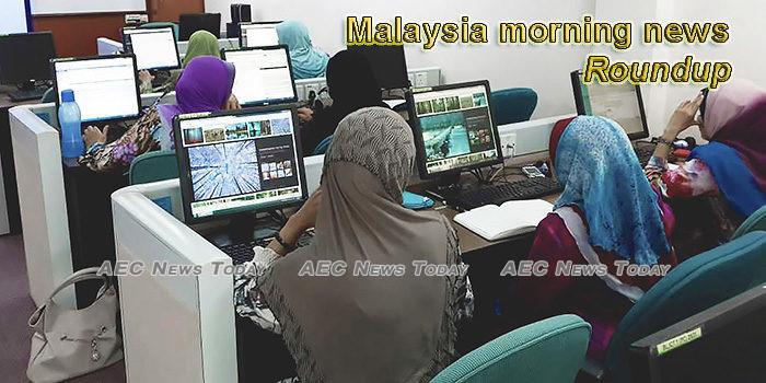 Malaysia morning news for April 24