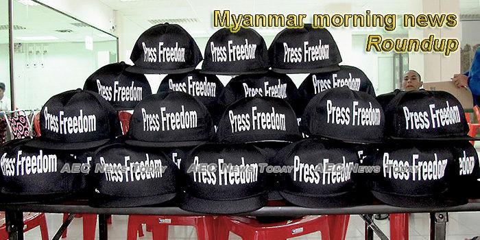 Myanmar morning news for April 28