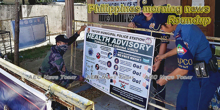 Philippines morning news for April 7