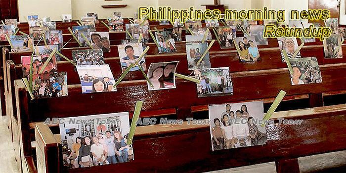Philippines morning news for April 13