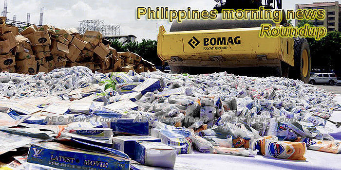 Philippines morning news for April 20