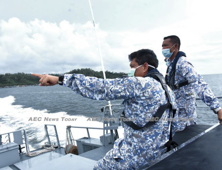 There's been months-long standoff between Malaysian and Chinese vessels