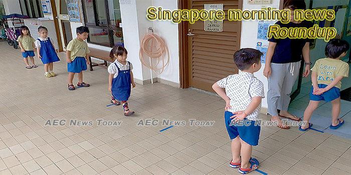 Singapore morning news for April 9