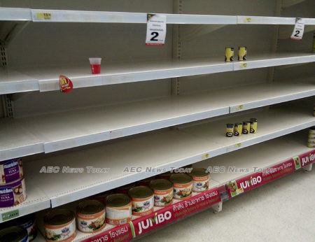Supply chain stress may see food prices increase