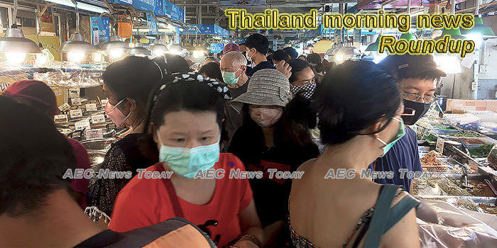 Thailand morning news for April 14