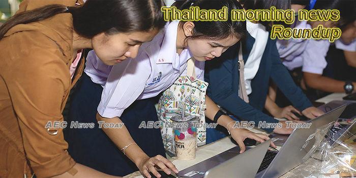 Thailand morning news for April 24