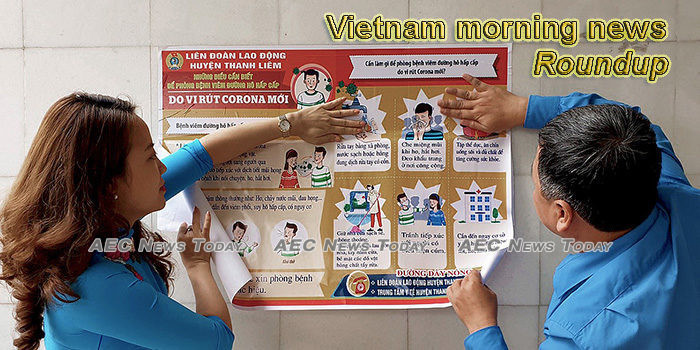 Vietnam morning news for April 6