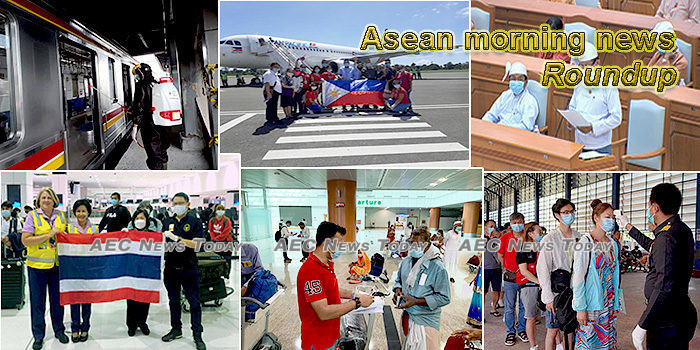 Asean morning news for June 5