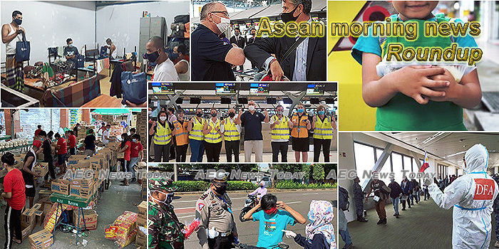 Asean morning news for May 22