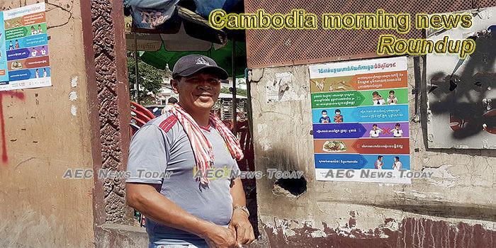 Cambodia morning news for May 7