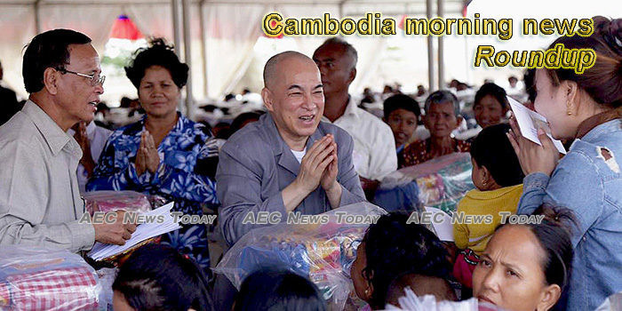 Cambodia morning news for May 13