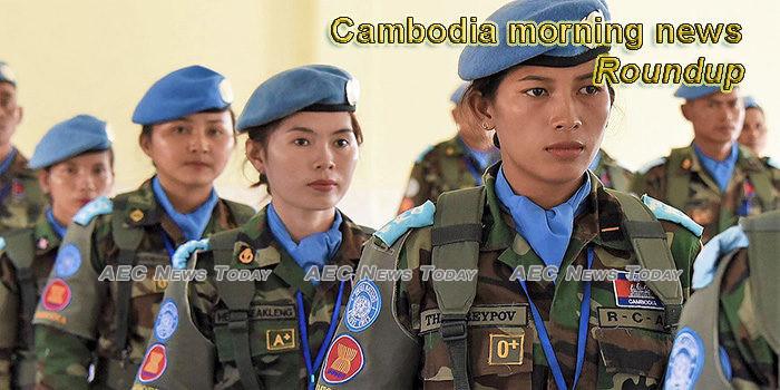 Cambodia morning news for May 27