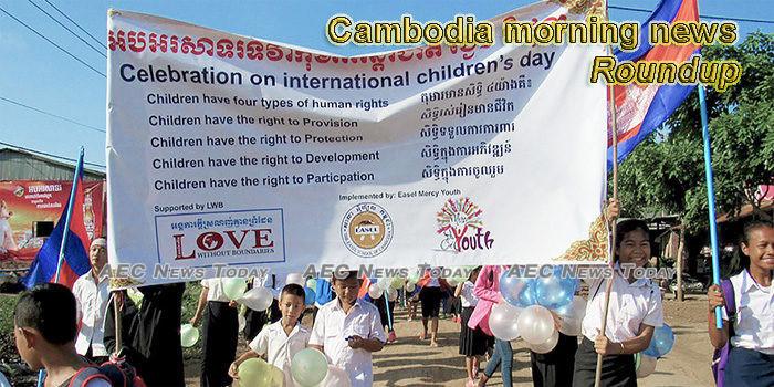 Cambodia morning news for June 1