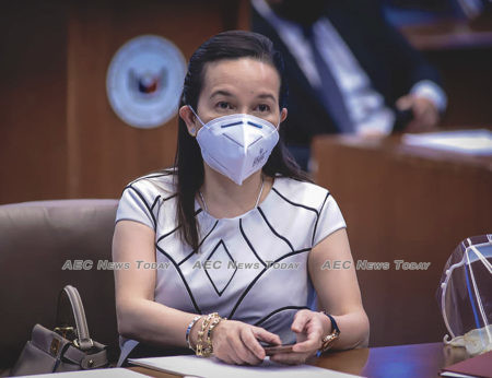 Senator Grace Poe said airlines rescue not a priority
