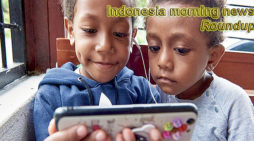 Indonesia morning news for May 15