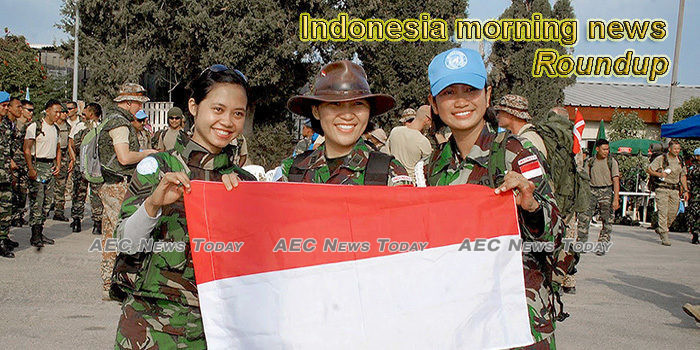 Indonesia morning news for May 29