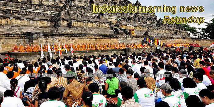 Indonesia morning news for May 4
