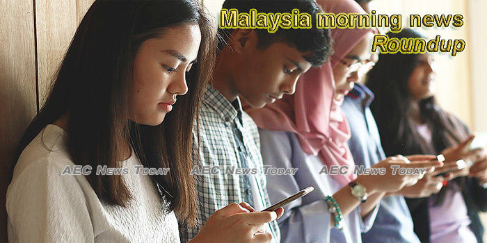 Malaysia morning news for May 14