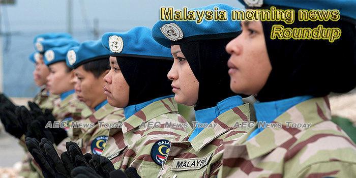 Malaysia morning news for May 27