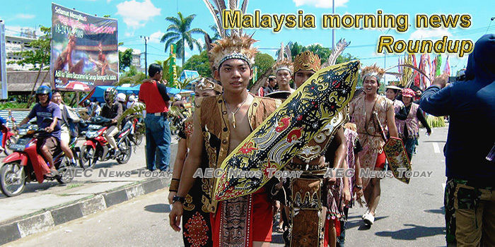 Malaysia morning news for June 1