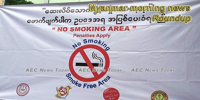 Myanmar morning news for May 28
