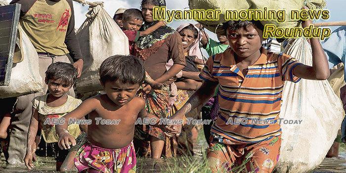 Myanmar morning news for June 3