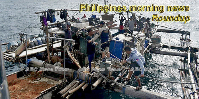 Philippines morning news for June 1