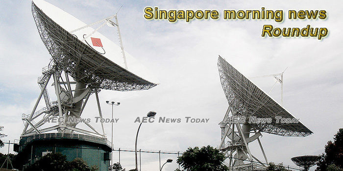 Singapore morning news for May 14