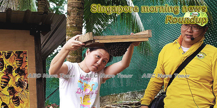 Singapore morning news for May 20