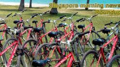Singapore morning news for June 5