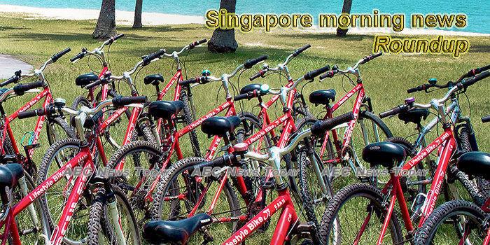 Singapore morning news for June 1
