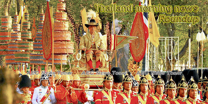Thailand morning news for May 4