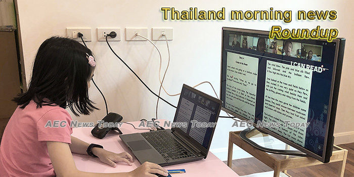 Thailand morning news for May 15