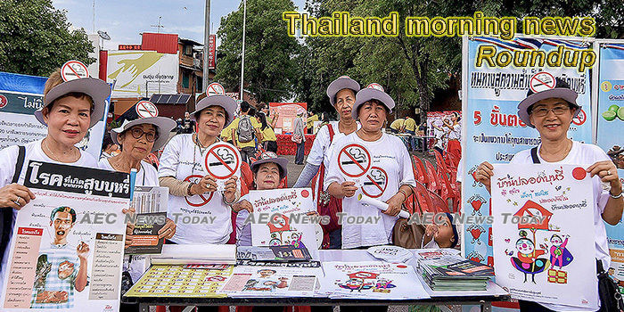 Thailand morning news for May 29
