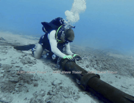 It's a frequent rupture experience for Vietnam's submarine cables