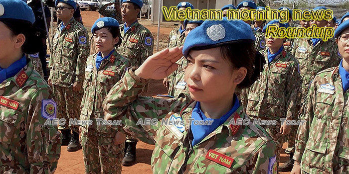 Vietnam morning news for May 27