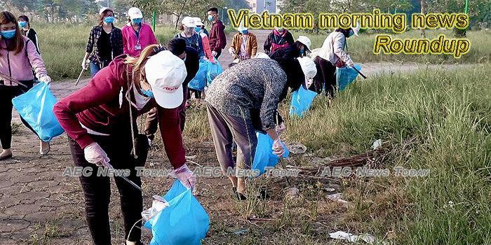 Vietnam morning news for June 2